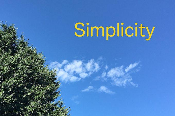 simplicity00