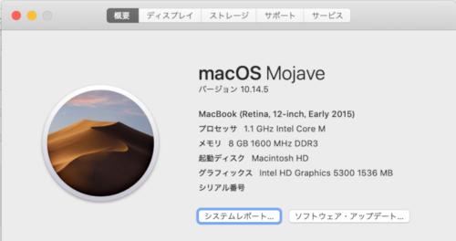 Macbook12 MT4インストール